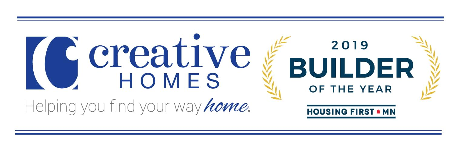 Builder of the Year, Creative Homes, Ranked Top Local Builder