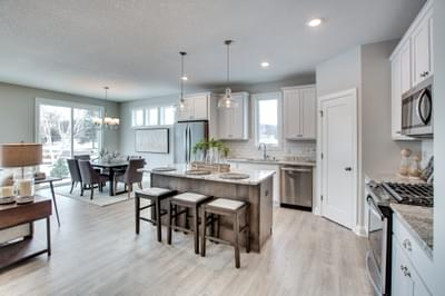 2,679sf New Home in Oak Park Heights, MN