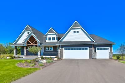 3,791sf New Home in Hudson, WI