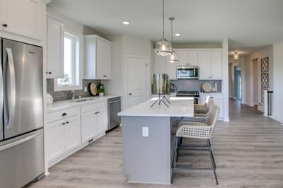 New Homes in Blaine, MN