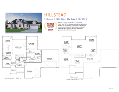 Hillstead New Home in Hudson, WI