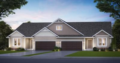 Westport new home in Hudson WI