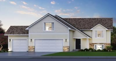 Hamilton new home in New Richmond WI