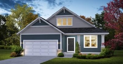2,683sf New Home in New Richmond, WI