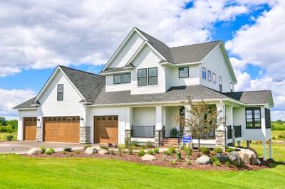4br New Home in Hugo, MN