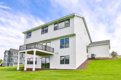 Fremont New Home in Hugo, MN