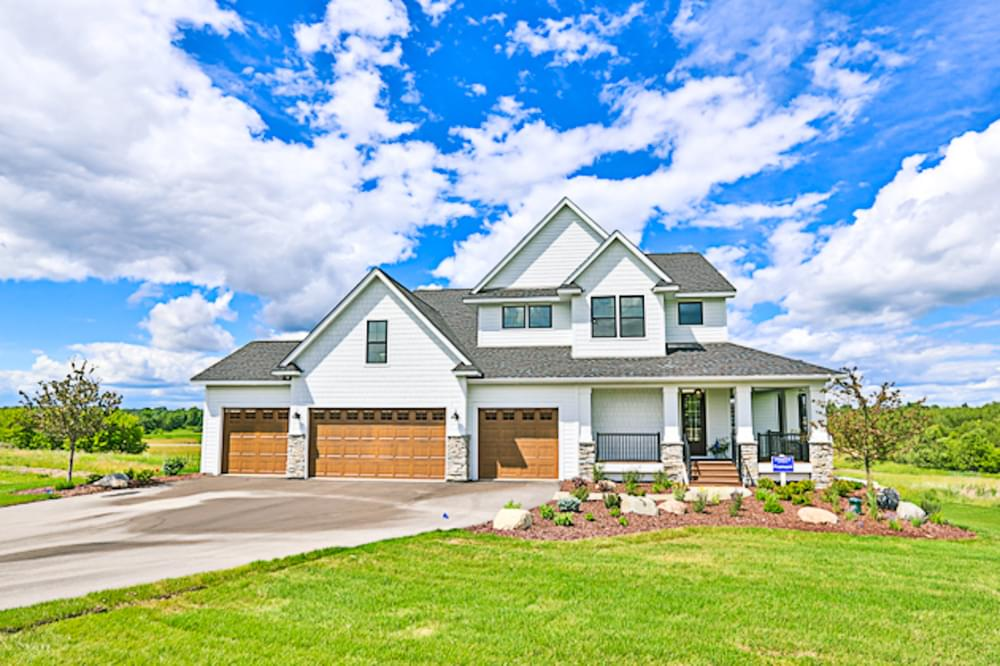 3,074sf New Home in Lake Elmo, MN