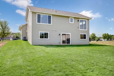 1,014sf New Home in New Richmond, WI