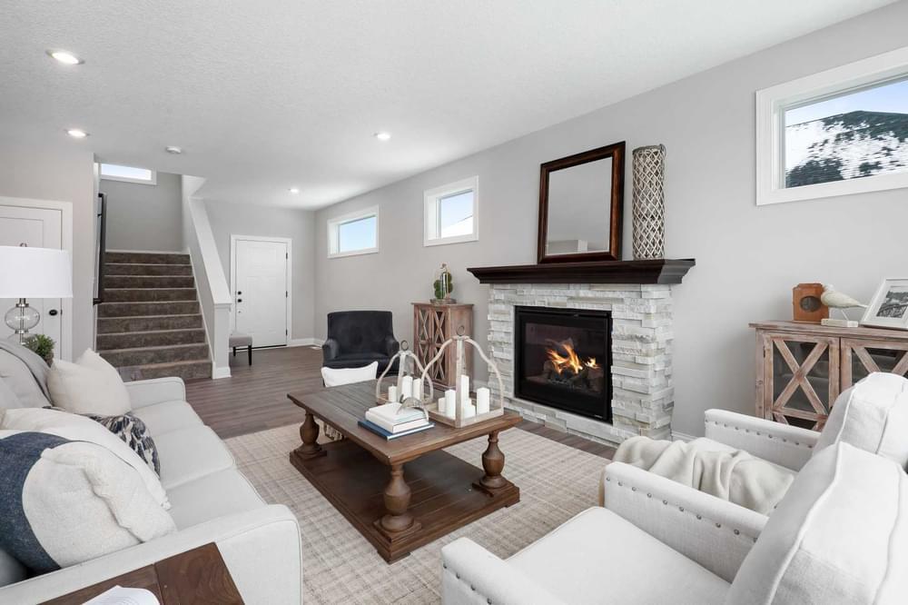 Aspen New Home in Hugo, MN