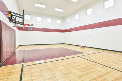 Feature Spotlight: Indoor Courts & Exercise Areas