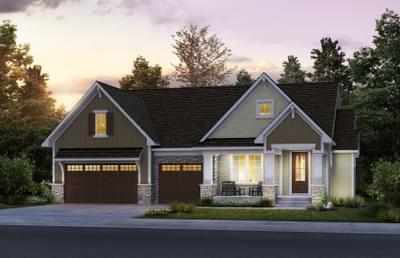 Afton new home in Lake Elmo MN