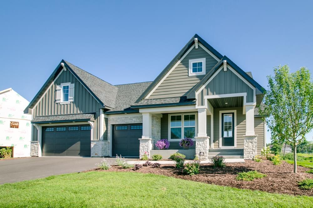 2,008sf New Home in Lake Elmo, MN