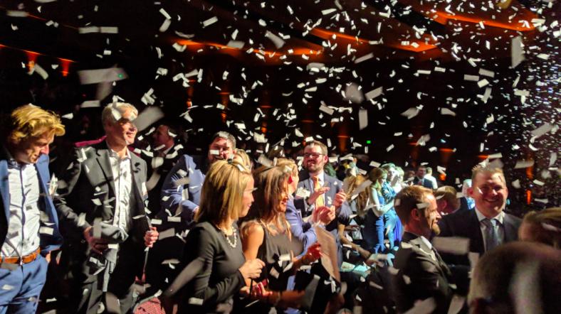 The 2018 Builder Industry Gala & Reggie Awards