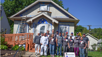 Hearts and Hammers Project Day 2018