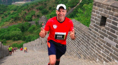 Creative Homes Sponsors Neighborhood Builder in the Great Wall Marathon