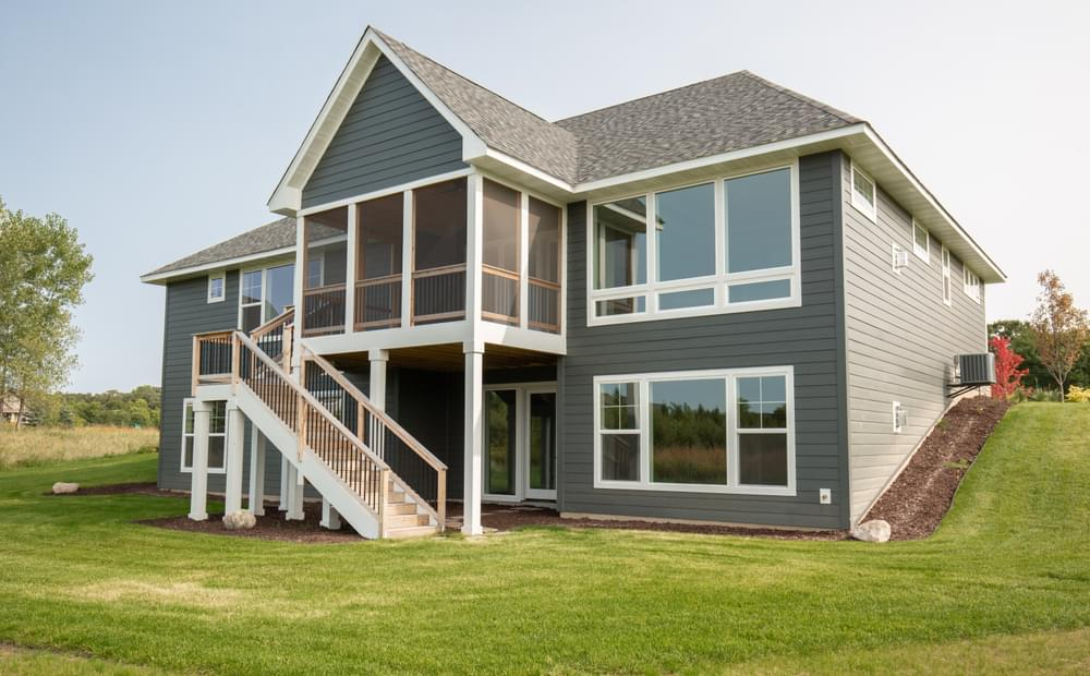 3,600sf New Home in Stillwater, MN