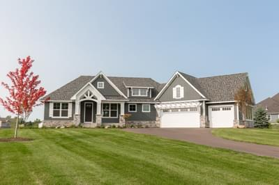 4br New Home in Stillwater, MN