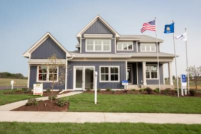 3,280sf New Home in Hudson, WI