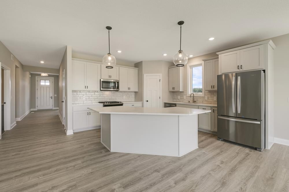 4br New Home in Blaine, MN