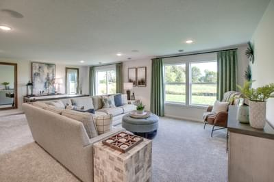 2,683sf New Home in Blaine, MN