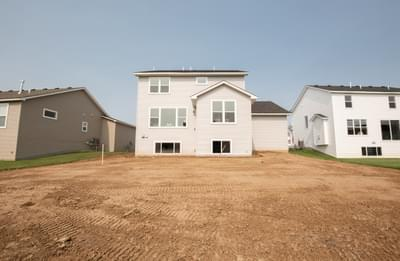 4br New Home in New Richmond, WI