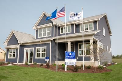 2,583sf New Home in Hastings, MN