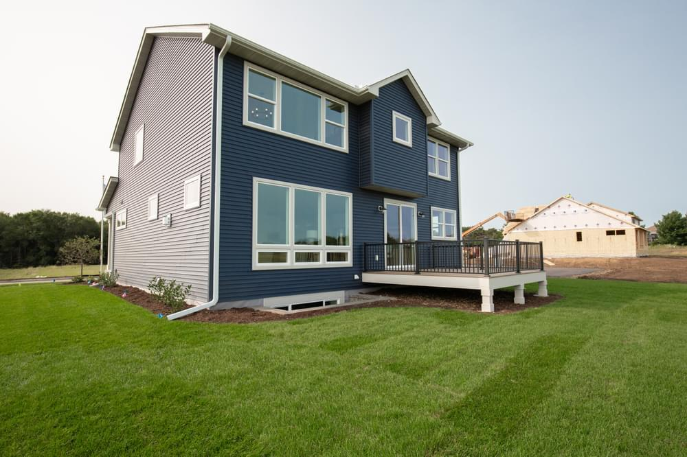 2,595sf New Home in Hudson, WI