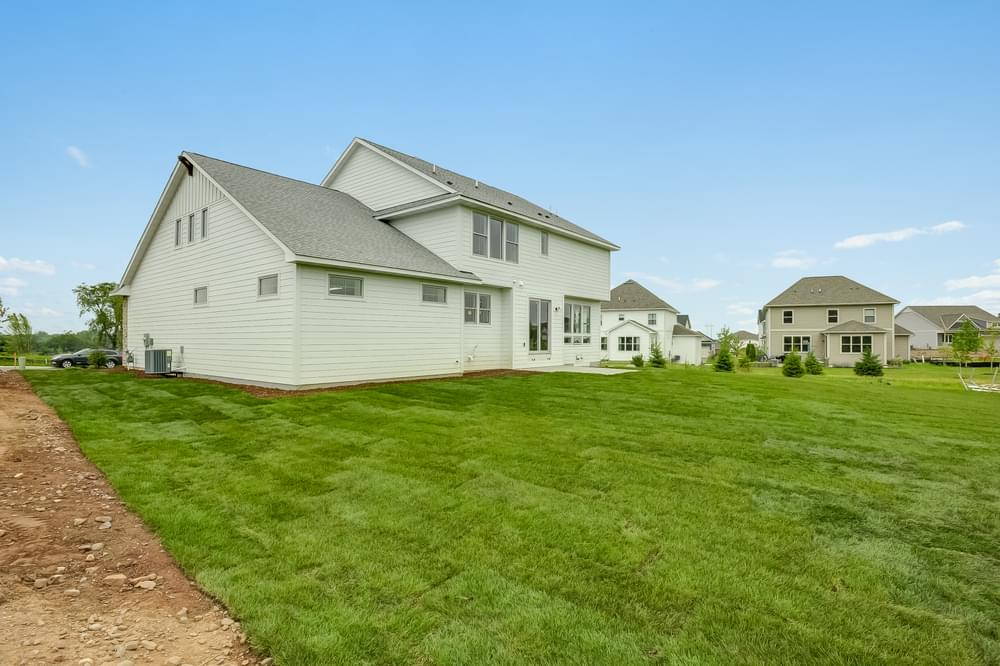 2,831sf New Home in Hudson, WI