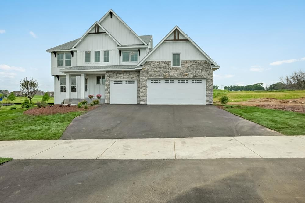 Bayfield New Home in Hudson, WI