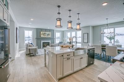5br New Home in Hudson, WI