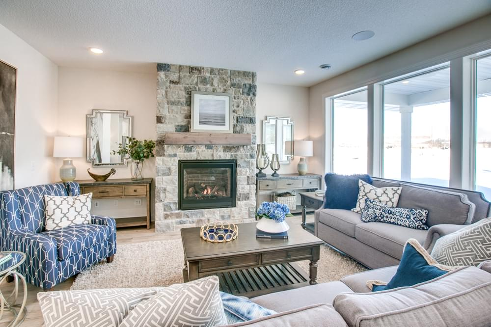 1,643sf New Home in Woodbury, MN
