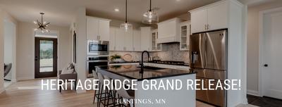 Heritage Ridge Grand Release!