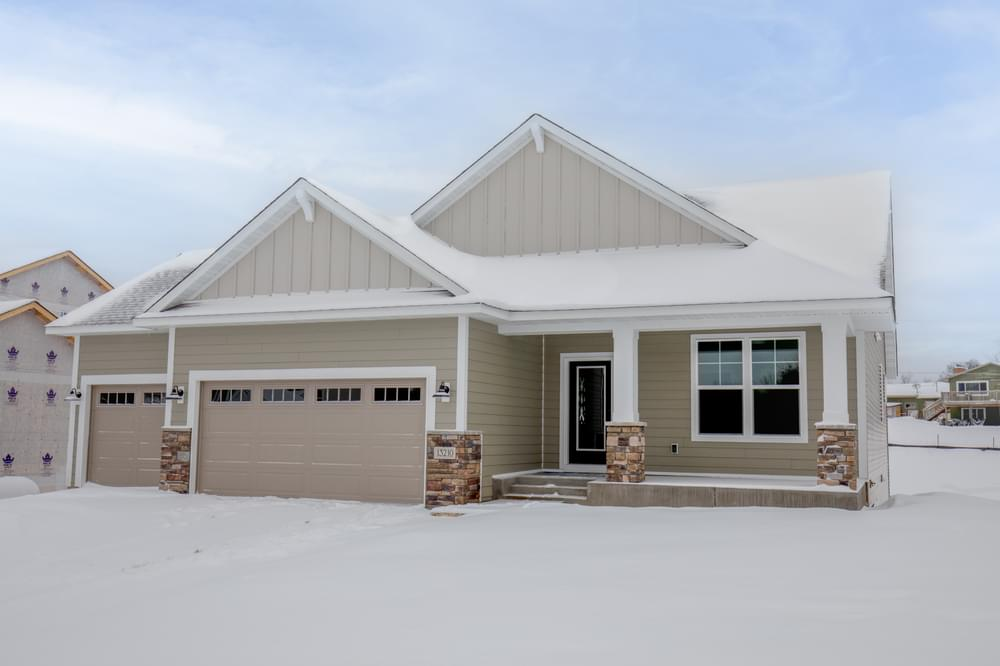2,683sf New Home in Dayton, MN
