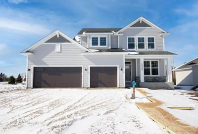 2,551sf New Home in Woodbury, MN