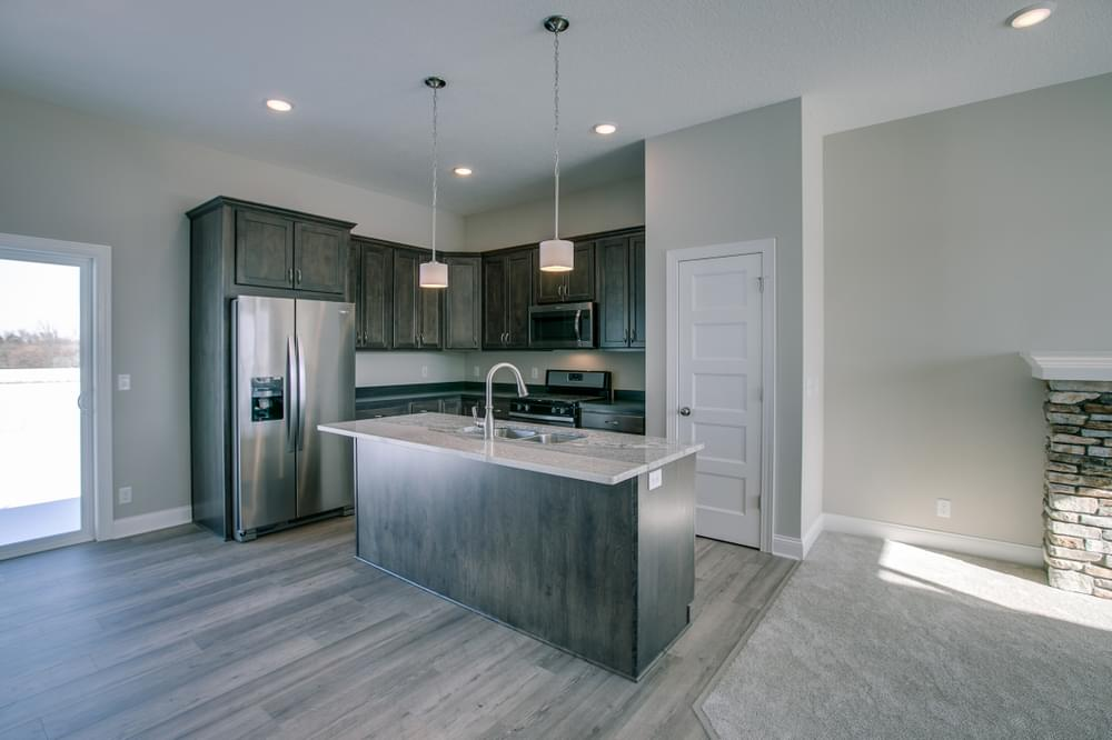 Hanover New Home in River Falls, WI