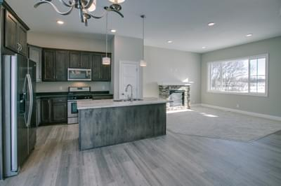 3br New Home in River Falls, WI