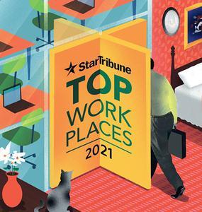 Star Tribune Top Work Places 2021