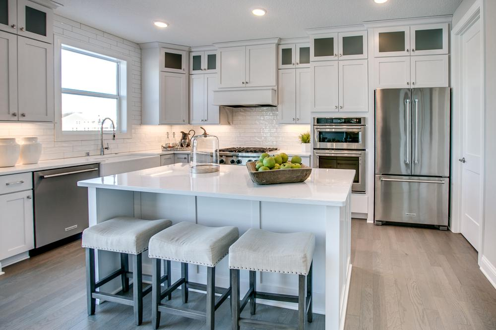 5br New Home in Lake Elmo, MN